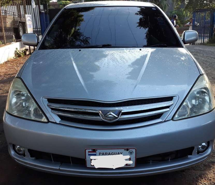 Toyota Allion 2007 - 1