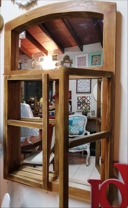 Espejo tipo ventana - 1