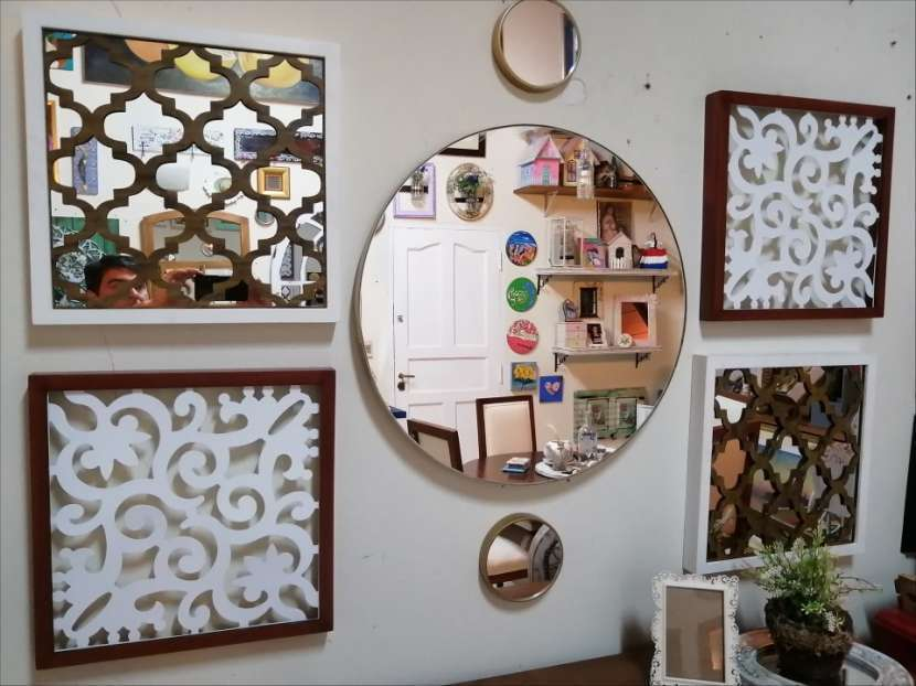 Espejo circular - 0