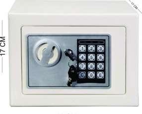 Caja fuerte,teclado digital blanca (hw49694bk)
