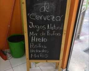 Cafeteria cerca de Tigo 4 Mojones