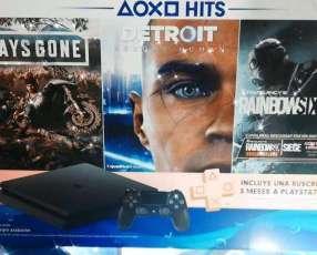 PlayStation 4+ 3 juegos de regalo