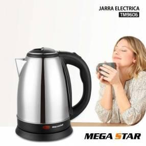 Jarra eléctrica Megastar de 2 Litros TM9606