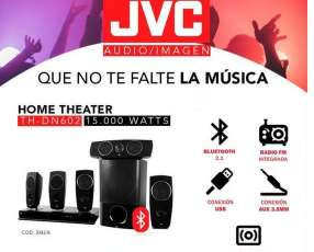 Home Theater JVL