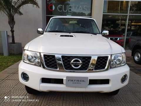 Nissan Patrol 4x4 GRX 2020