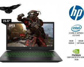 Notebook HP i7 Optane