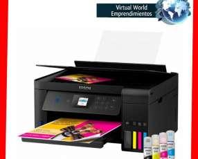 Impresora multifunción Ecotank L4160 wifi doble cara