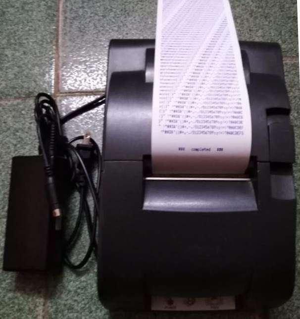 Impresora de Tickets Epson TM-U220PD - 0