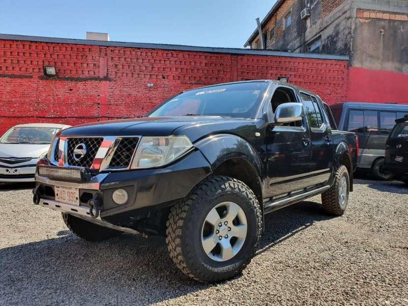 Nissan Navara 2011 - 0