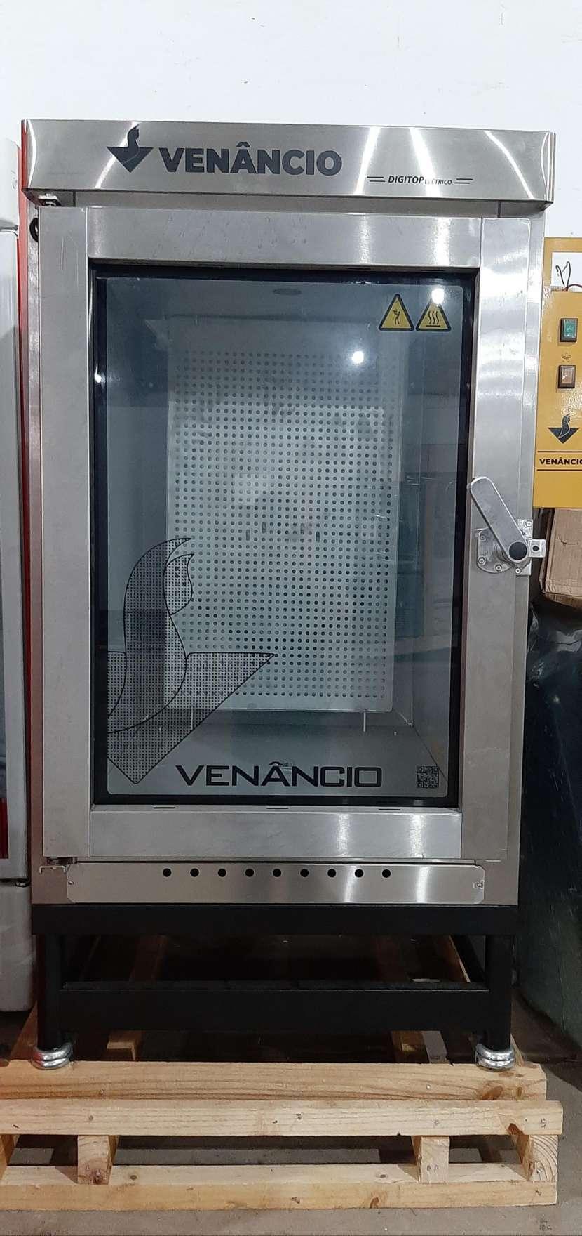 Hornos turbo convector venancio - 0