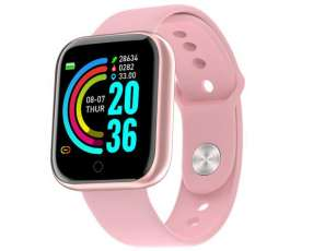 Smartwatch D20 Pink
