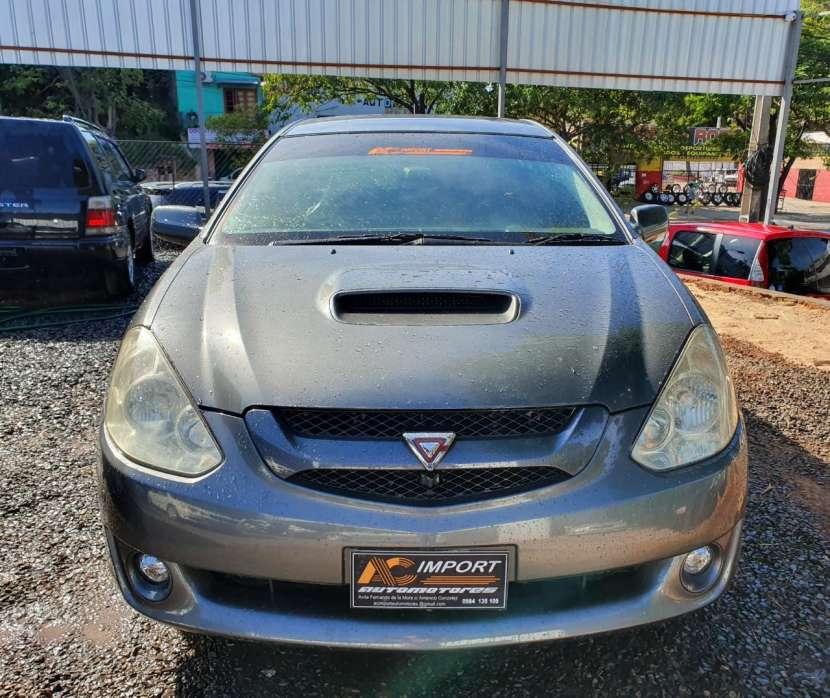 Toyota New Caldina GT Four 2005 - 1