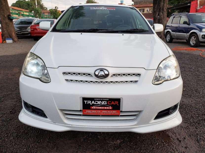 Toyota Allex 2005 - 2