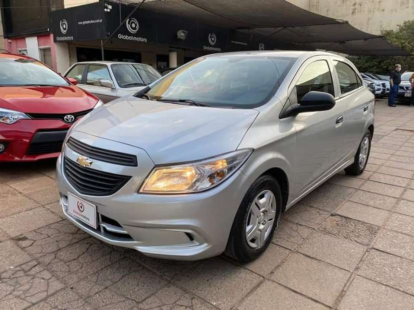 Chevrolet Onix Joy LT - 2018, Motor 1.4 Flex, 35.000km, Nuevo! - 2