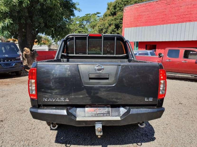 Nissan Navara 2011 - 4