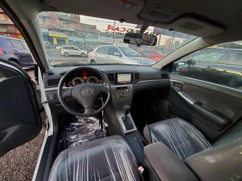 Toyota Allex 2005 - 6