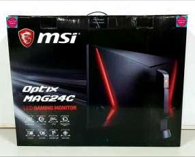 Monitor Gamer MSI 24 pulgadas Curvo MAG24C