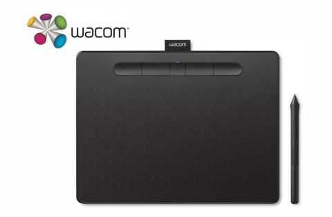 Tableta Gráfica Wacom Intuos CTL6100WLKO