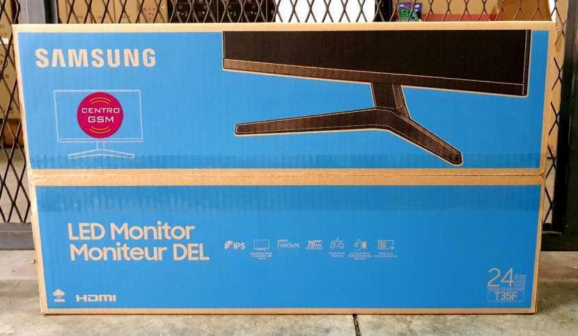 Monitor Samsung 24 pulgadas T35F de 75hz - 0