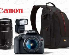 Kit Fotográfico Canon T7