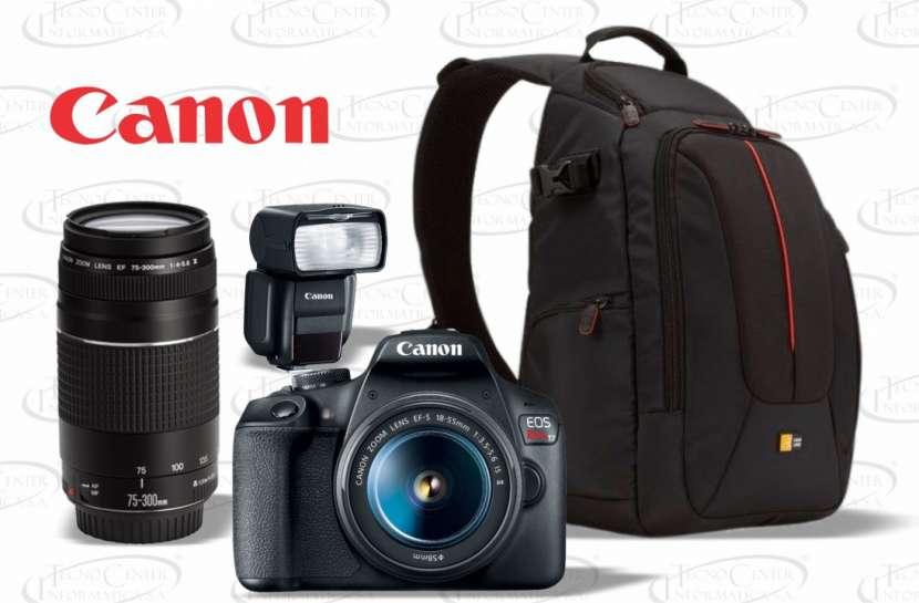 Kit Fotográfico Canon T7 - 0