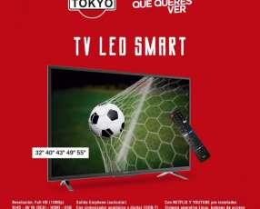 Smart TV Tokyo de 43 pulgadas