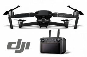Drone DJI Mavic 2 Zoom con control inteligente