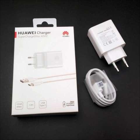 Cargador Huawei Supercharge