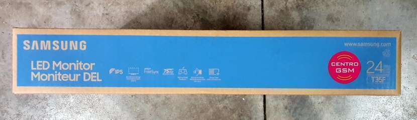 Monitor Samsung 24 pulgadas T35F de 75hz - 1