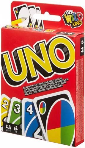 Juego de cartas uno ,clasico ,original uno classics