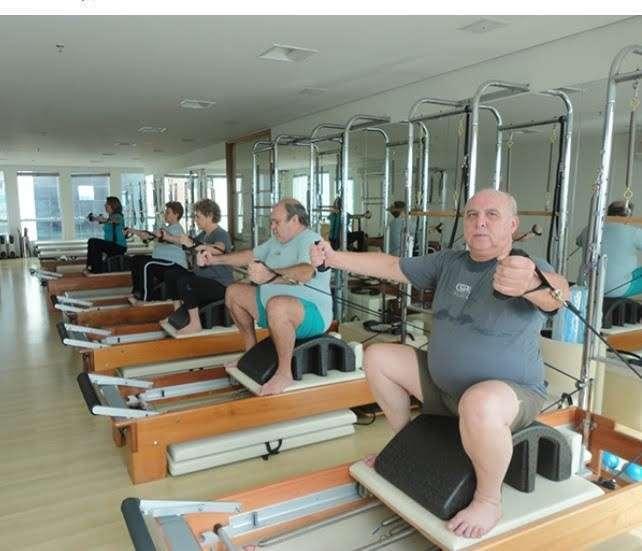Cama de Pilates - 2