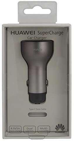 Cargador para auto Huawei Supercharge