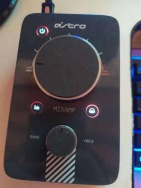 Mezclador Mixamp pro 2015