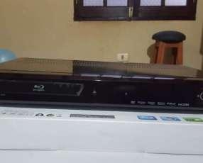 Reproductor BLURAY con USB y HDMI