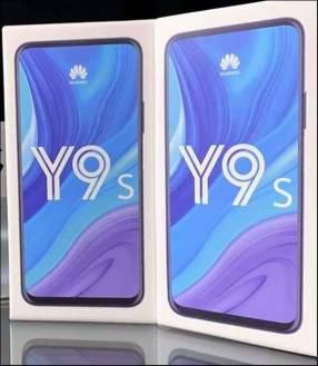 Huawei Y9s de 128 gb nuevos