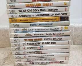 Juegos para Nintendo Wii