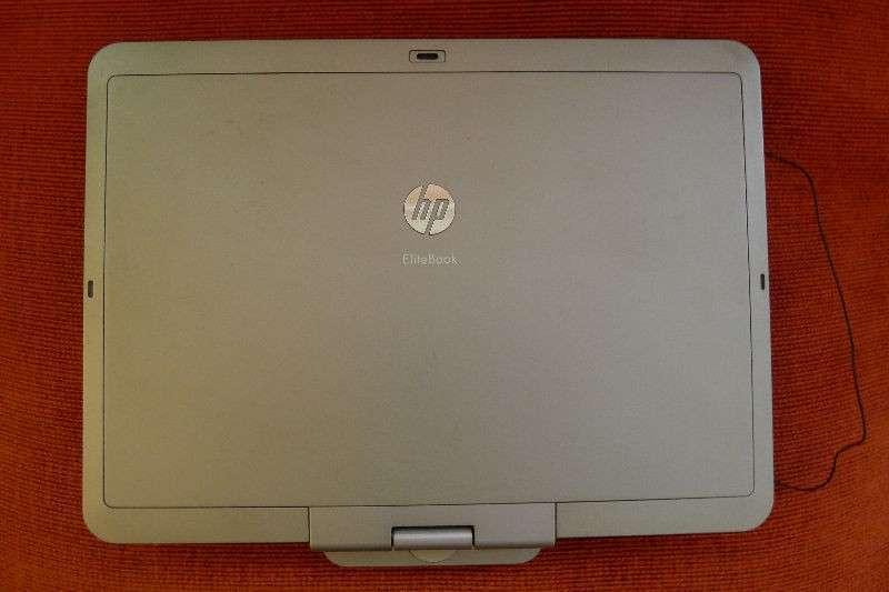 Notebook HP 2740P convertible Intel Core i5 4GB 120GB HD - 1