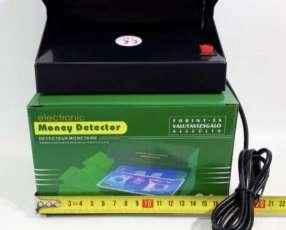 Detector de billetes falsos luz ultravioleta ney detector