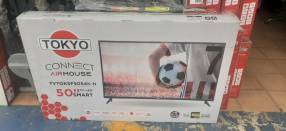 TV LED Smart 4K Tokyo de 50 pulgadas