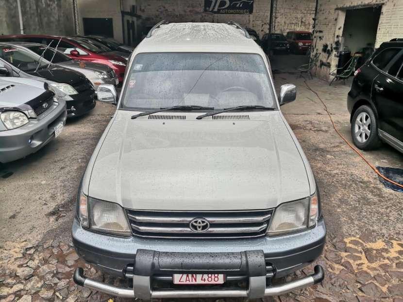 Toyota Land Cruiser 1997 - 0