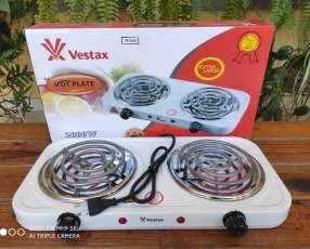 Cocina Eléctrica Vestax 1 y 2 hornallas