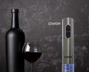 Abridor eléctrico de vinos