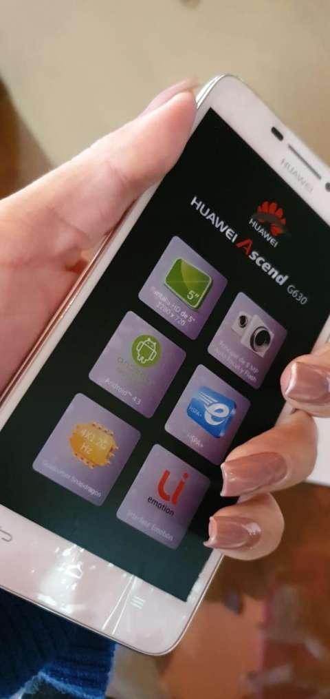 Huawei y630