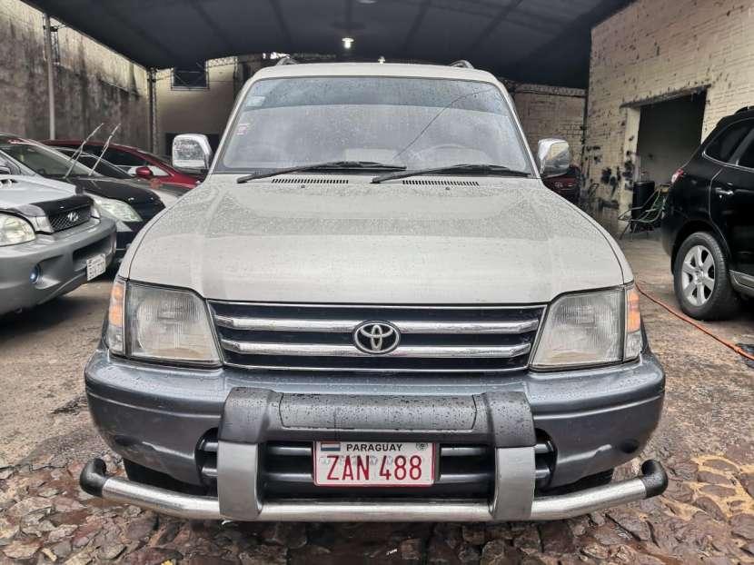 Toyota Land Cruiser 1997 - 1