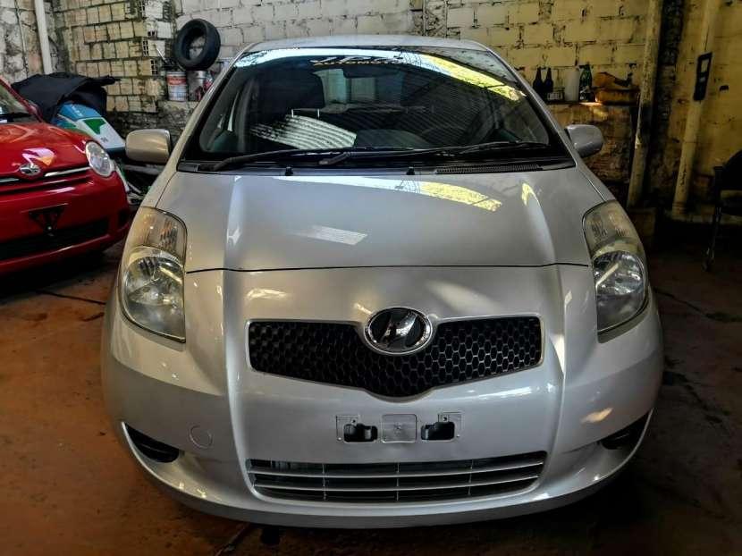 Toyota New Vitz 2007 - 3