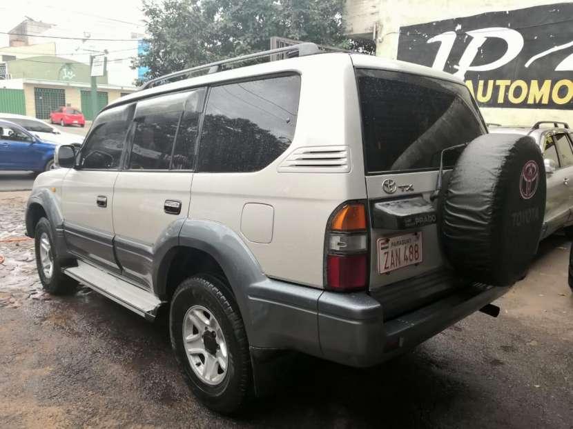 Toyota Land Cruiser 1997 - 4
