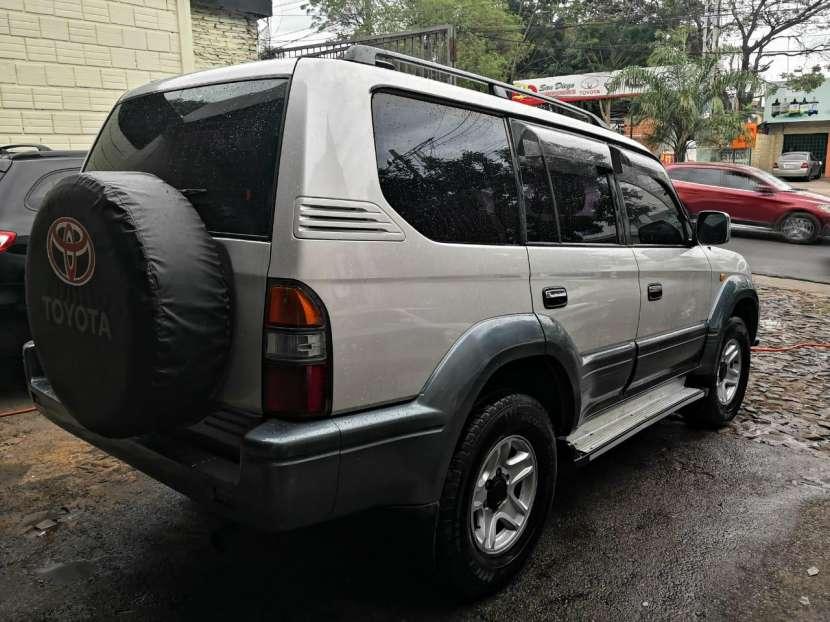 Toyota Land Cruiser 1997 - 5