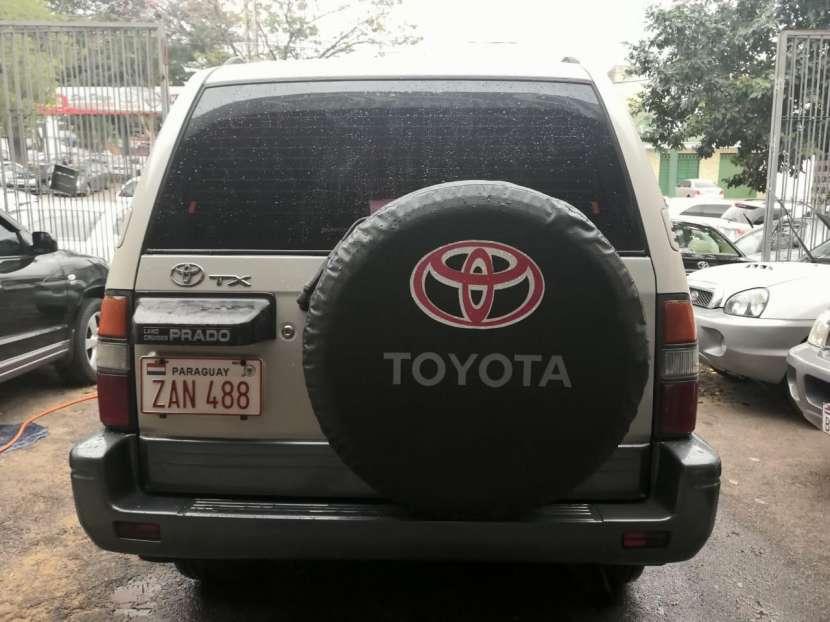 Toyota Land Cruiser 1997 - 6