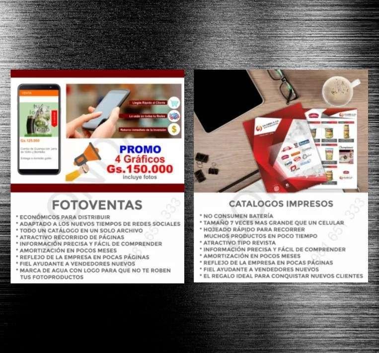 Diseño gráfico catálogos digitales e impresos - 7