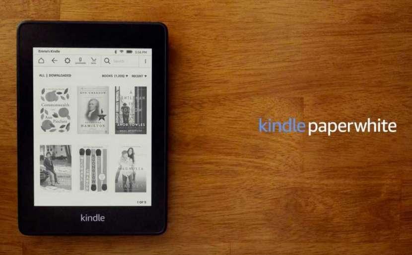Libro Electrónico Kindle Paperwhite 6 pulgadas - 0